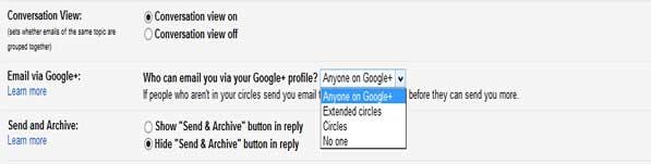 email-via-googleplus