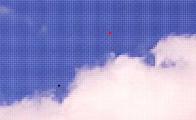 Dead-vs-stuck-pixel