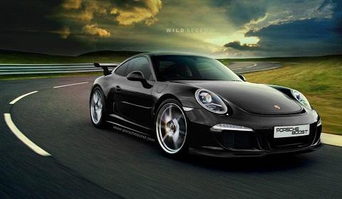 Porsche-991-GT3
