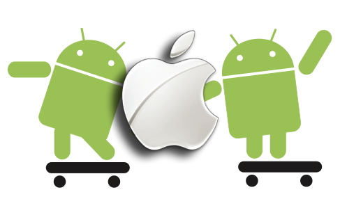 apple-ios-google-android