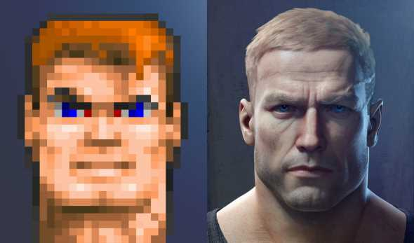 face wolfenstein