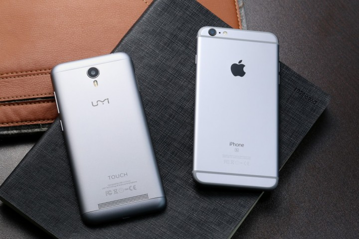 UMi-Touch-vs-iPhone-6s
